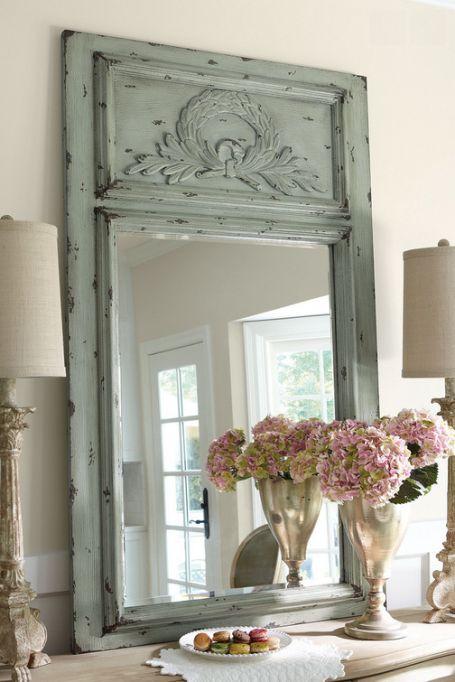 Laruel Trumeau Mirror from Soft Surroundings