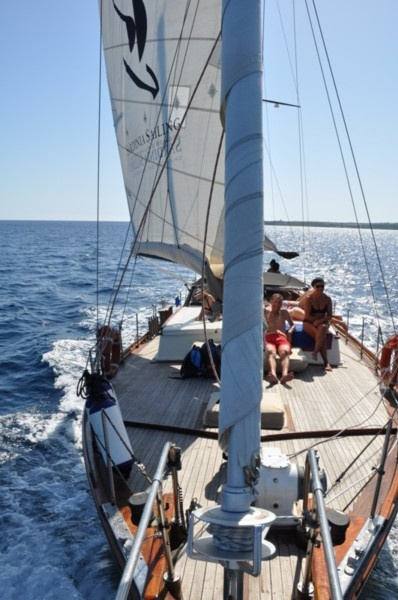 Sant'Antioco: day trips on a sailing boat