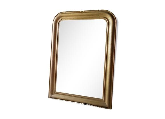 Miroir Louis Philippe 100x72cm