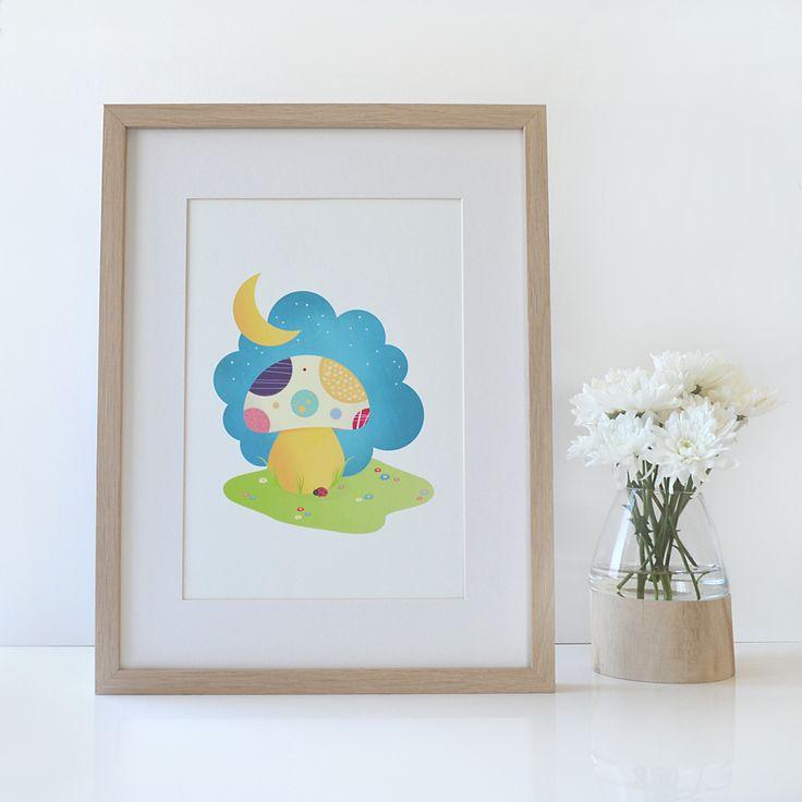 My little Sunshine Art Print by Celebratink
