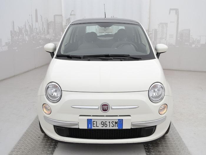 Fiat 500 1.2 69cv lounge, usata, color bianco gelato, 9.300 €! Offerta valida fino al 30 aprile!  #Fiat500 #Fiat #Lanostravetrina #imperdibili #autousate
