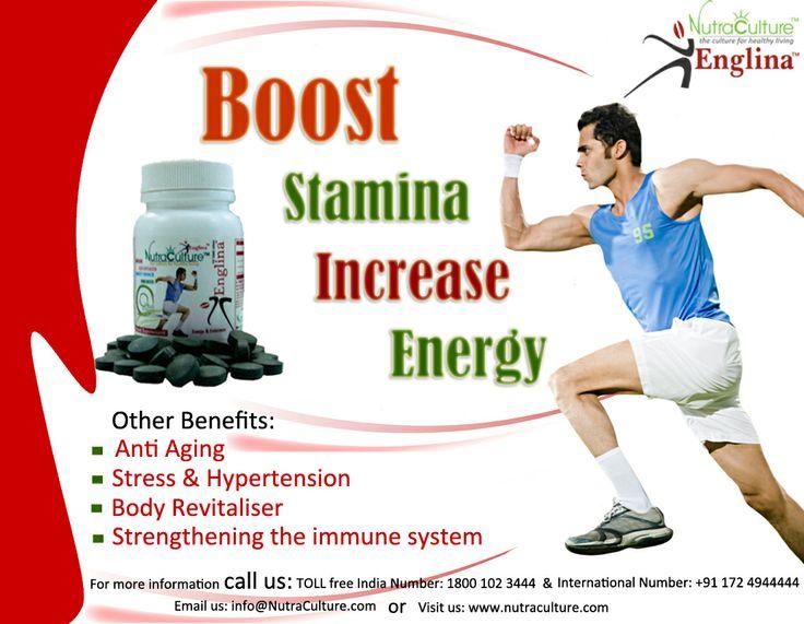 Boost #stamina & Increase #Energy