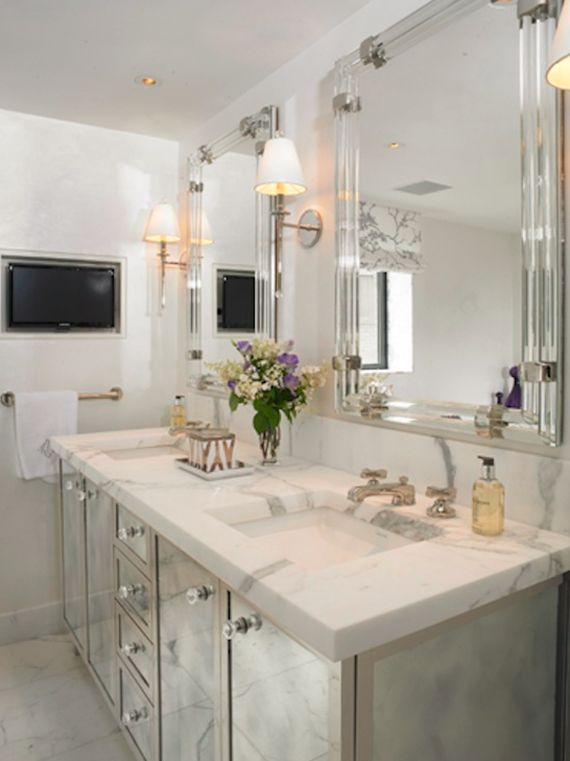 Bathroom Mirror Vanity 118 best beautiful bathrooms images on pinterest | beautiful