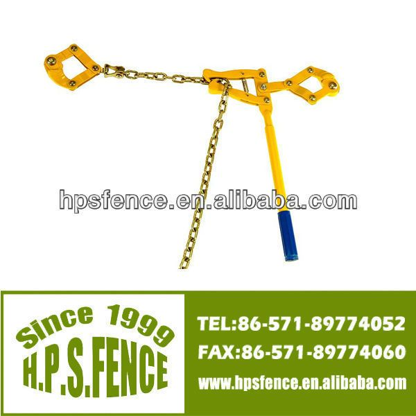High Quality Barb Wire Strainer Smooth Grip Chain Electric Fence , Find Complete Details about High Quality Barb Wire Strainer Smooth Grip Chain Electric Fence,Barb Wire Strainer,High Quality Wire Strainer,Electric Fence Smooth Grip Chain from -Hangzhou H.P.S Fence Supplies Co., Ltd. Supplier or Manufacturer on Alibaba.com