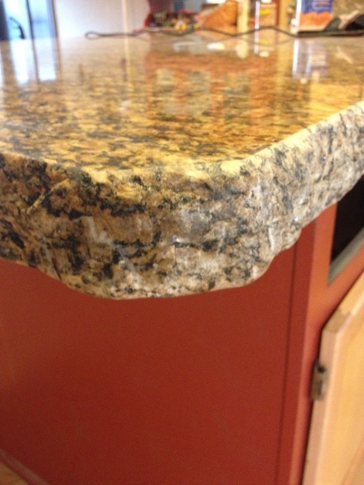 Kitchen Countertop Close Up
