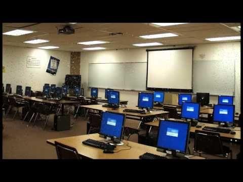 Desain Interior Ruang Kelas Standar Internasional