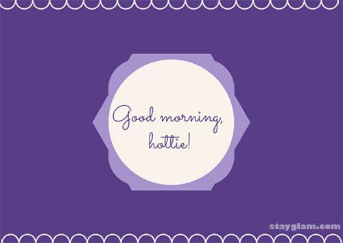 50 Cute Good Morning Texts