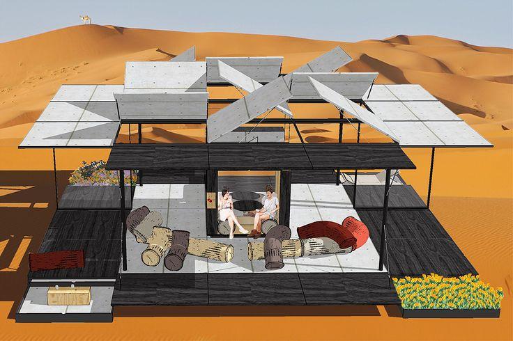 Bicho Nômade - CTA - Candida Tabet Arquitetura www.candidatabet.com