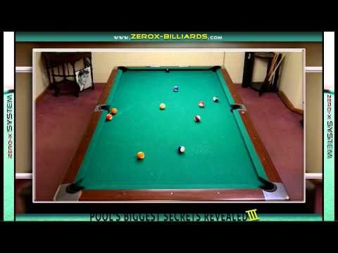 Pool's Biggest Secrets Revealed 3 - Controlling the Cue Ball! - YouTube
