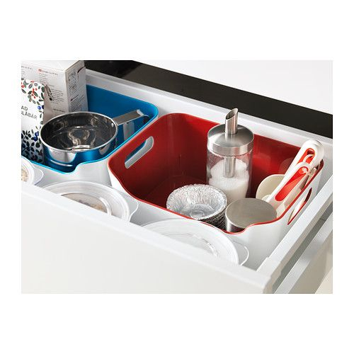Ikea Küchenplaner Apothekerschrank ~ VARIERA Box IKEA The box is easy to carry and take in and out of a