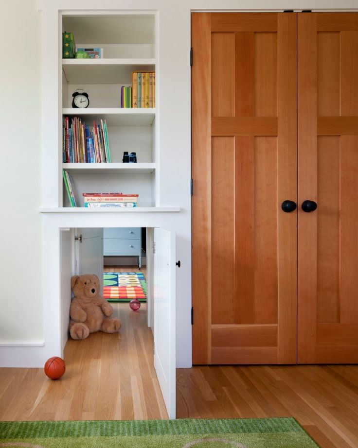 check out these 12 fabulous secret spaces => http://www.trendingstylestoday.com/perfect-secret-places-fascinating-home/