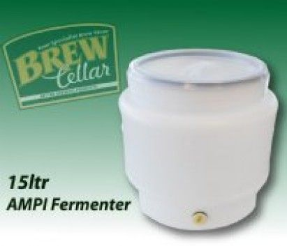 FERMENTER INC SCREW LID 30L AMPI
