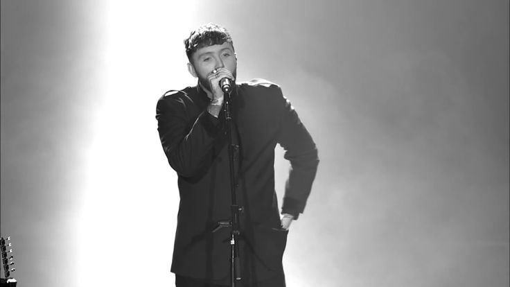 James Arthur Performs New Single 'Naked' Live From Wembley Arena