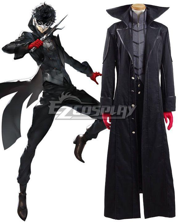P5 Persona 5 Joker Hero Arsène Halloween Cosplay Costume Comic Con Outfit