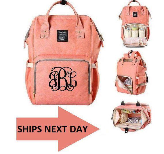 Baby Diaper Bag Backpack Multi