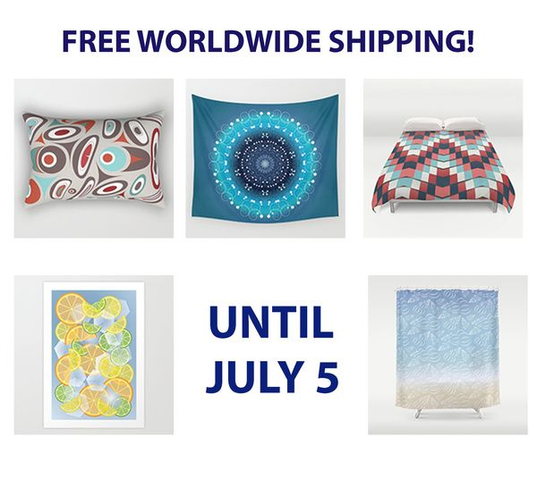 Free worldwide shipping!