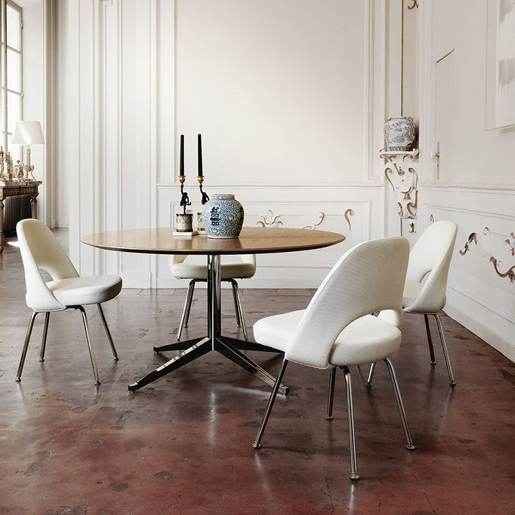 Knoll Florence Knoll - Round table desk