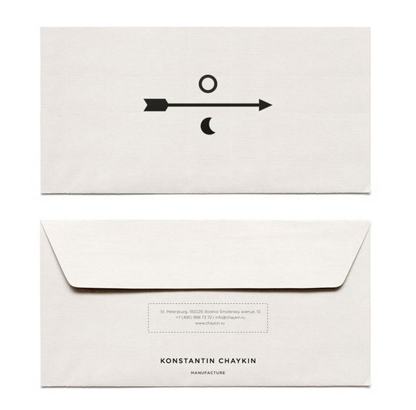 You really would enjoy post a lot more if it came in envelopes like this. #branding