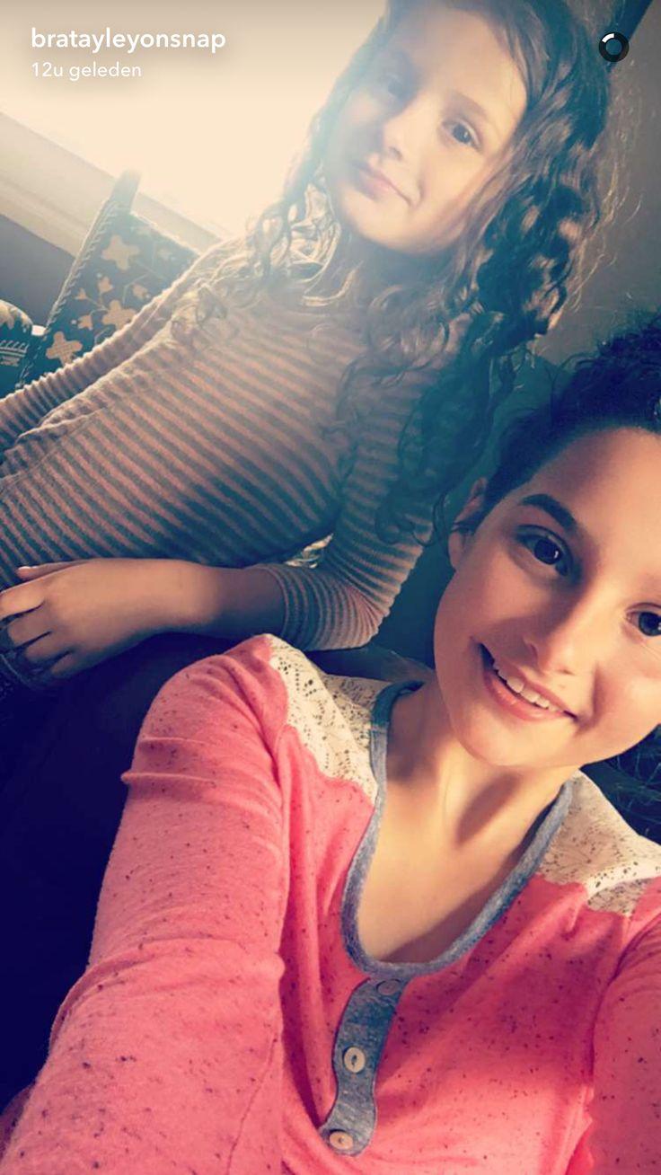 Bratayleyonsnap ❤️ Annie and Hayley ❤️ follow me @Lizettedg17