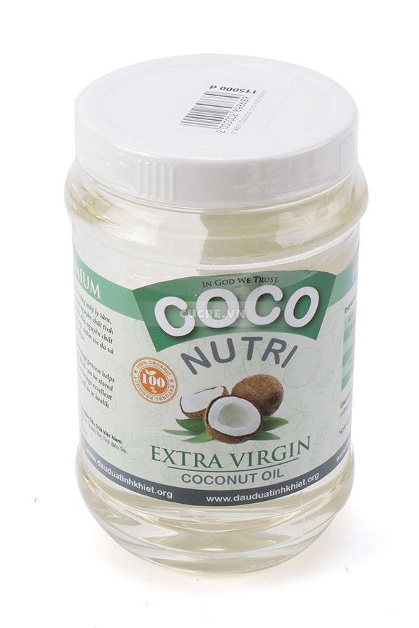 Dầu dừa coco nutri 500ml