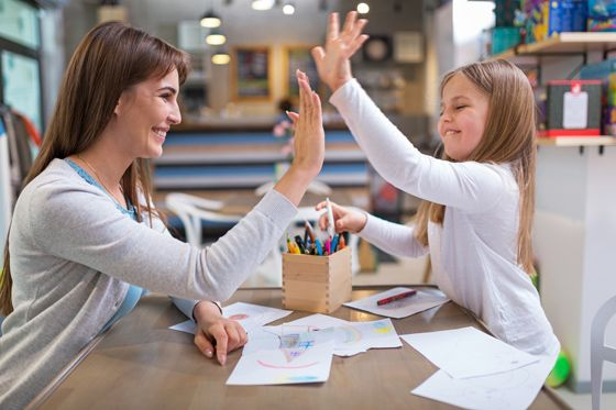 With these 5 tricks, your child is now perfectly prepared for the next class work