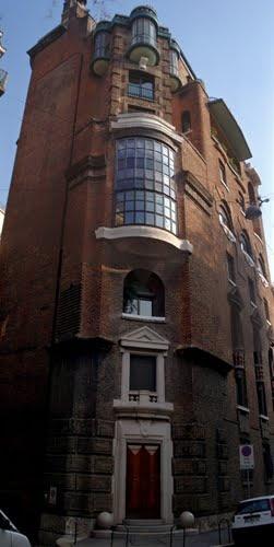 Palazzo Fidia - arch. Aldo Andreani
