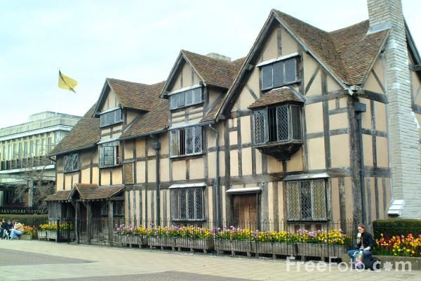 Shakespeare's Birthplace, Stratford upon Avon