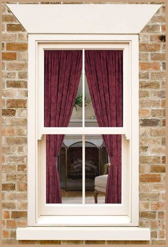 The sensitive replacement of traditional box sash windows is our speciality.
