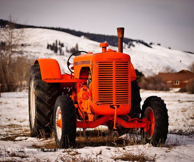 old case tractors for sale | photo
