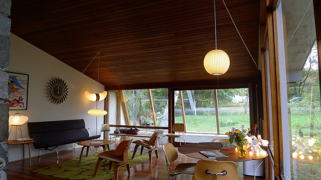 {fabulous living room} Matte Stephens mid century style space. wow!
