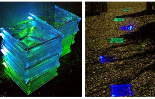 How To Make DIY Solar Powered Walkway | DIY Tag