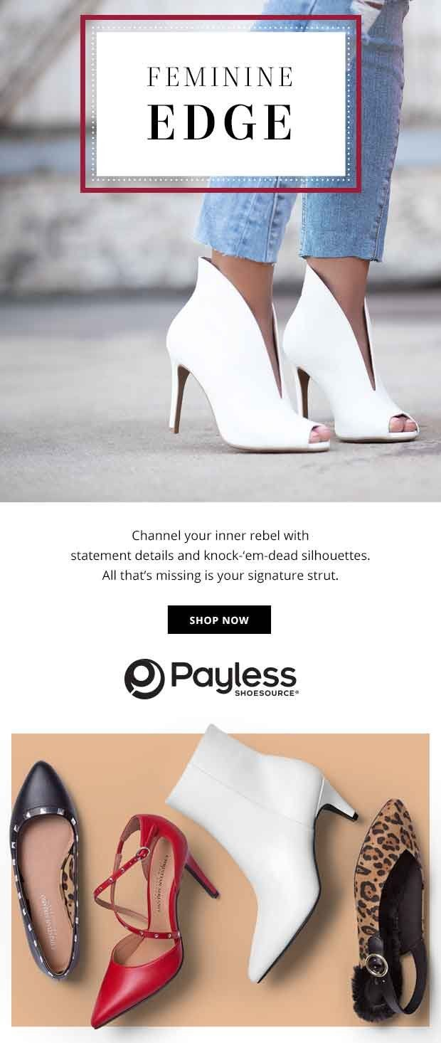 White heels. Red heels. Fall fashion