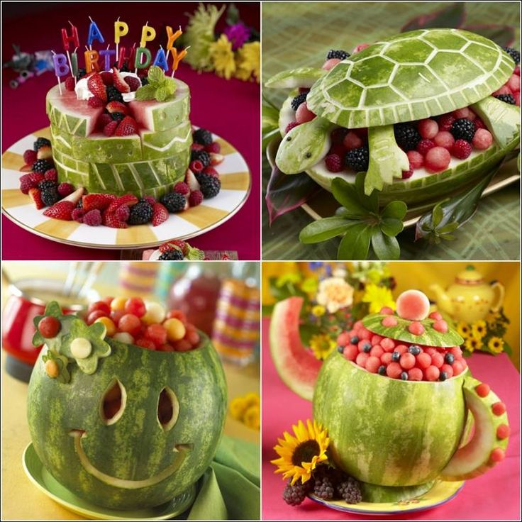 Best images about garnishes food carving