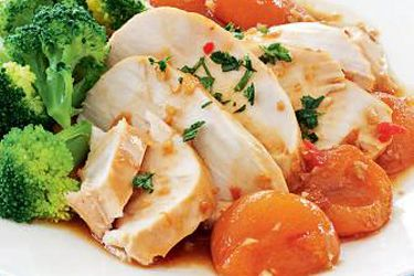 Apricot Chicken recipe, NZ Woman's Weekly – This dish, with its classic pairing of chicken and apricot, is an easy and nutritious meal for the whole family. – foodhub.co.nz