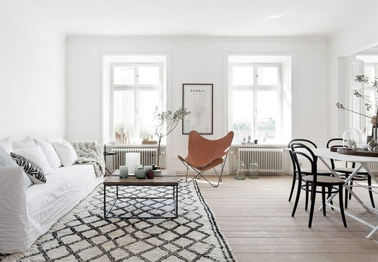 Amazing home of the owner of interior shop Artilleriet. More pics on www.annagillar.se