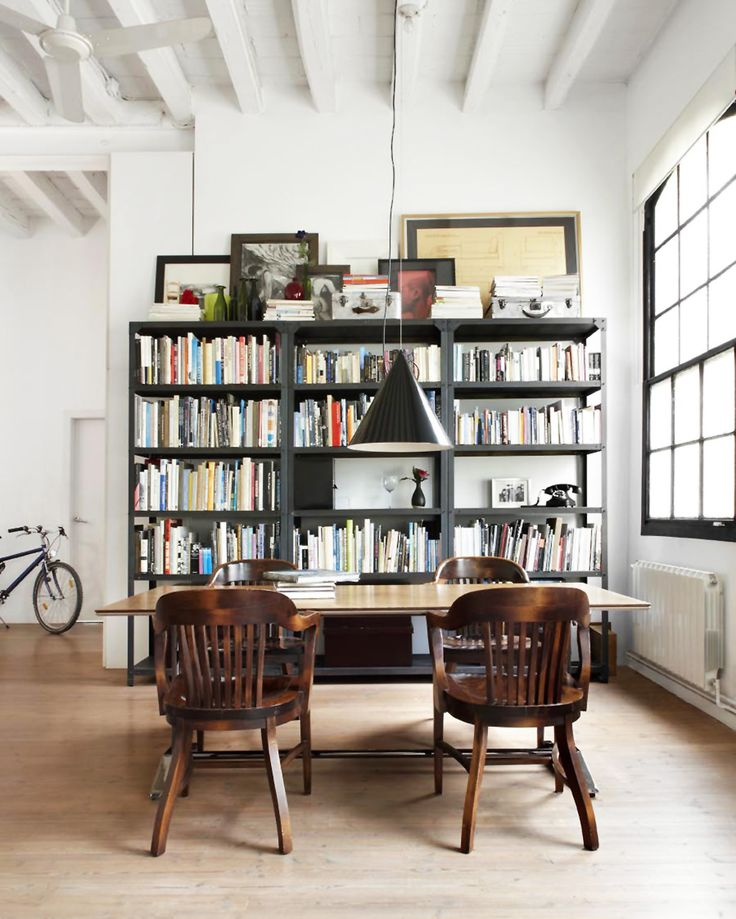 New York, Loft, Interior, Inspiration, Sunday Sanctuary, Oracle Fox