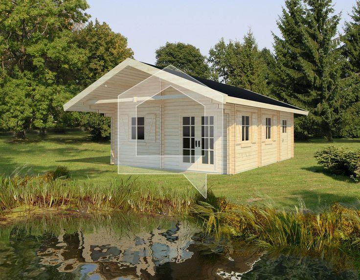 Dārza mājiņa Stārķis, 27 m2; Cena - € 5.939; 27 kvadrātmetru platības koka mājiņa Stārķis lieliski derēs visiem, kas vēlas savā viensētā lielāko un greznāko māju, kur var izvietot ģimenes mantas.