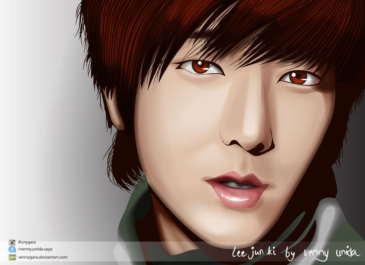 Lee Jun Ki made in Illustrator #beautiful #beauty #pretty #asian #asia #smile #art #artwork #fanart #design #illustration #vector #celebrity #vectorart #handsome #korea