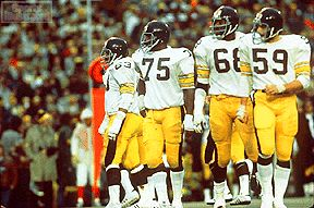 Image detail for -pittsburgh s steel curtain in 1975 the pittsburgh steelers founded ...