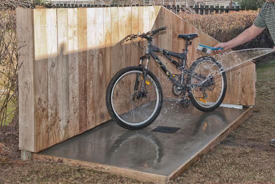 bike wash area  Google Search  Ideas for the House