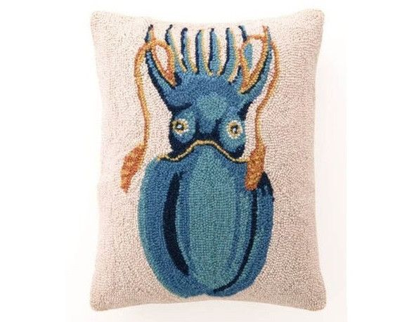 Big Squid Hook Pillow