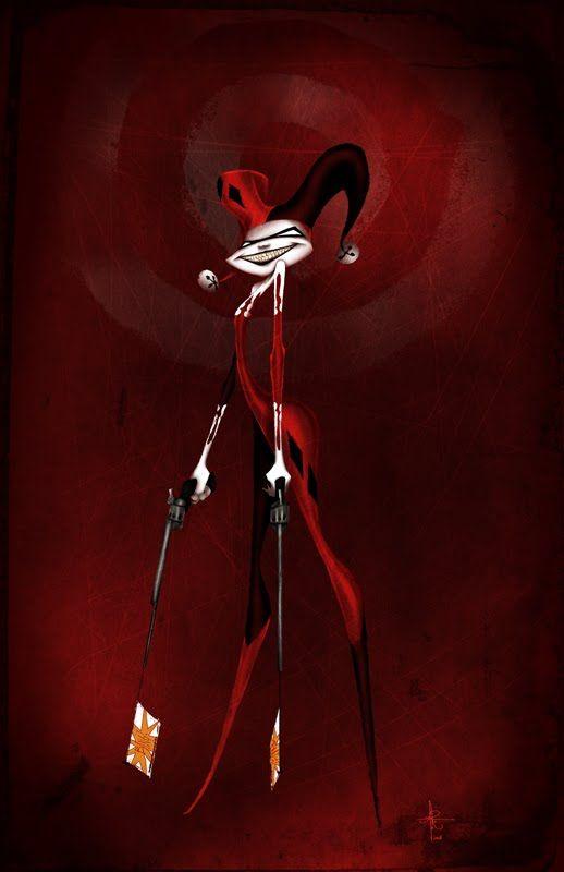BATMAN Villain Art - Harley Quinn, Poison Ivy andCatwoman - News - GeekTyrant