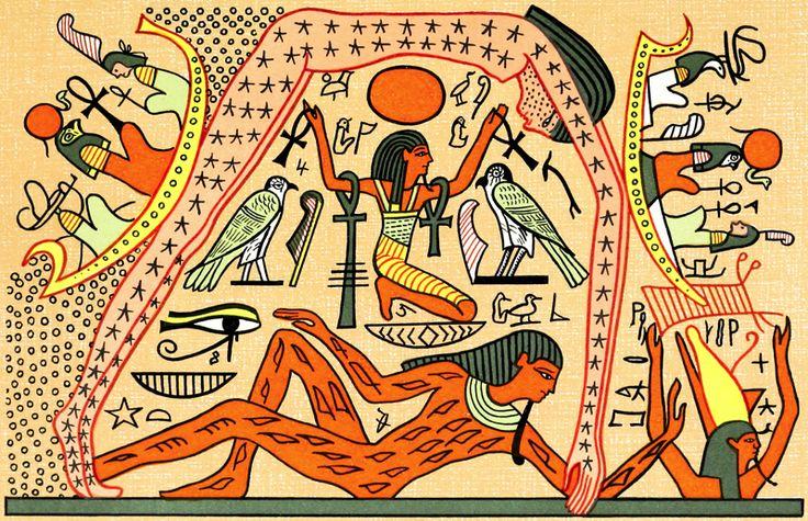 Egyptian Creation Myth of Heliopolis