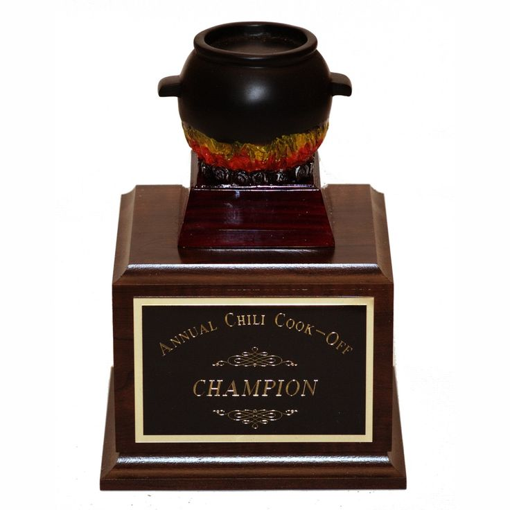 Pot Of Chili Perpetual Trophy