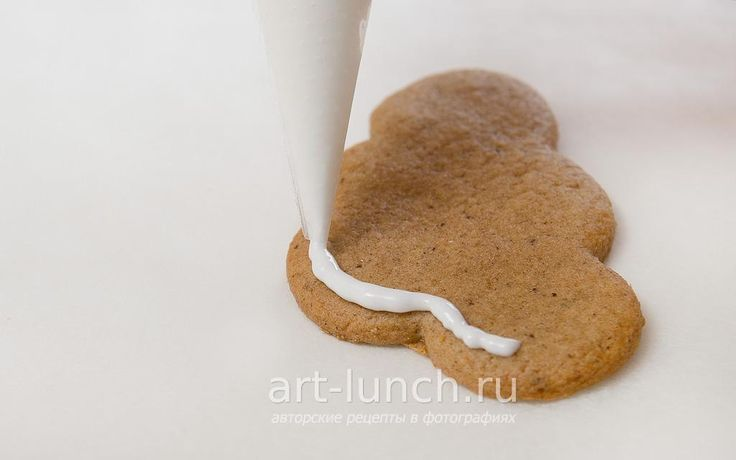 Айсинг (глазурь для печенья)