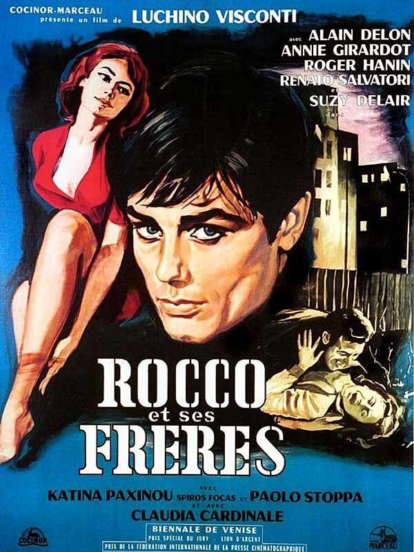 Redécouvrez la bande-annonce du film Rocco et ses frères ponctuée des secrets de tournage et d'anecdotes sur celui-ci. ☛ Rocco et ses frères (Rocco e i suo