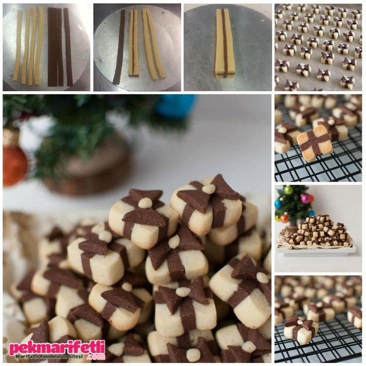 Hediye kutusu kurabiye nasıl yapılır?