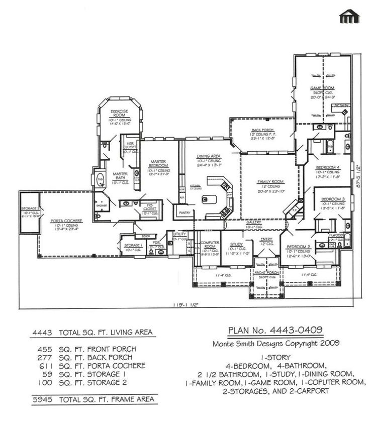 42 best future house plans images on Pinterest | Future house ...