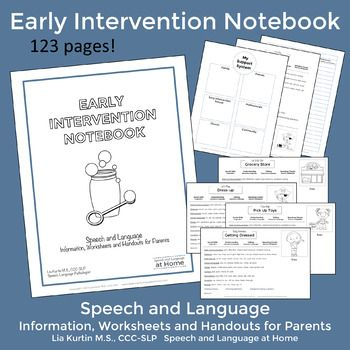 early intervention in speach language and 1 wankoff ls warning signs in the development of speech, language, and communication: when to refer to a speech-language pathologist j child adolesc psychiatr nurs 201124:175-184 2 center for parent information and resources disabilities center for parent information and resources web site.