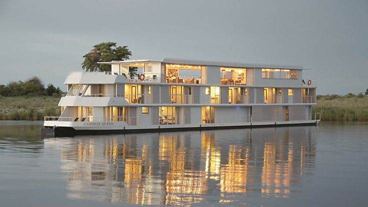 Don't you wish you were starting your day on board our Zambezi Queen? #safaridreams